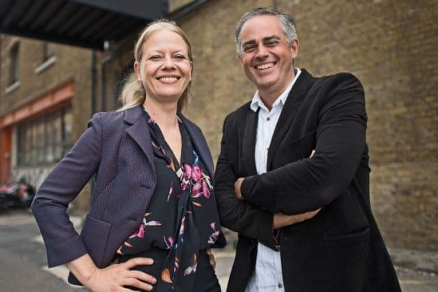 Image result for jonathan bartley and sian berry""