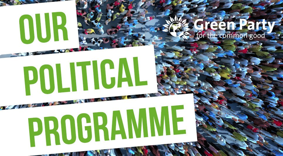 Our Political Programme