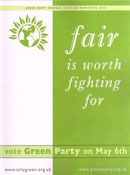 Fair is worth fighting for - manifesto document link