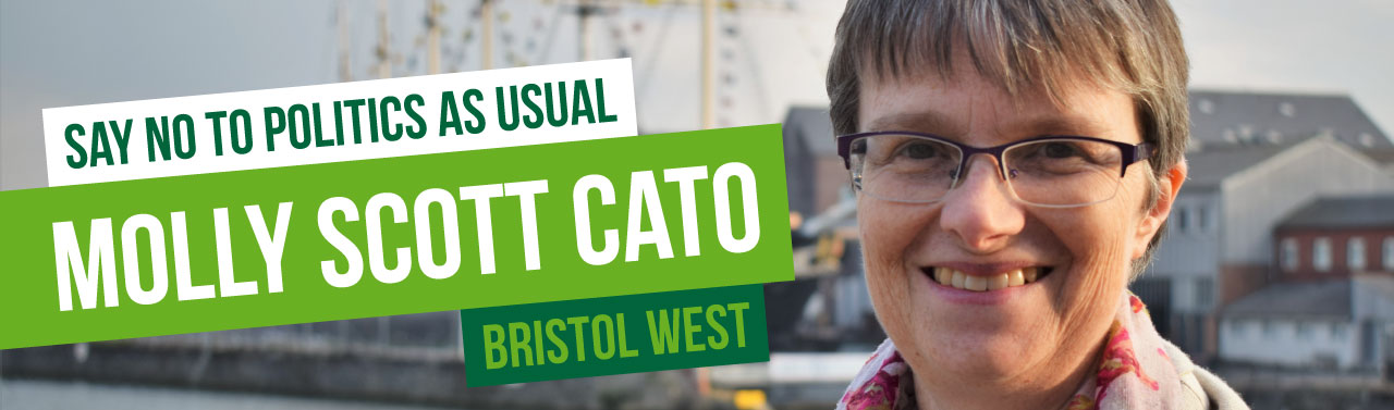 Molly Scott Cato for Bristol West