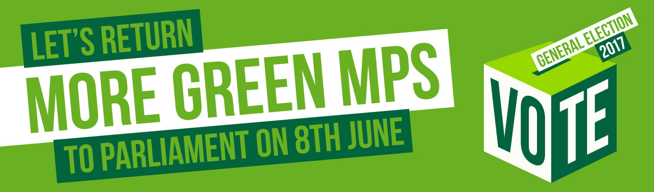 Let's return more Green MPs