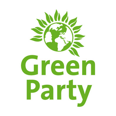 Green Party logo for Twitter and Facebook