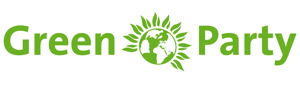 Green Party Logo Centred