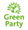 Green Party Stack Logo