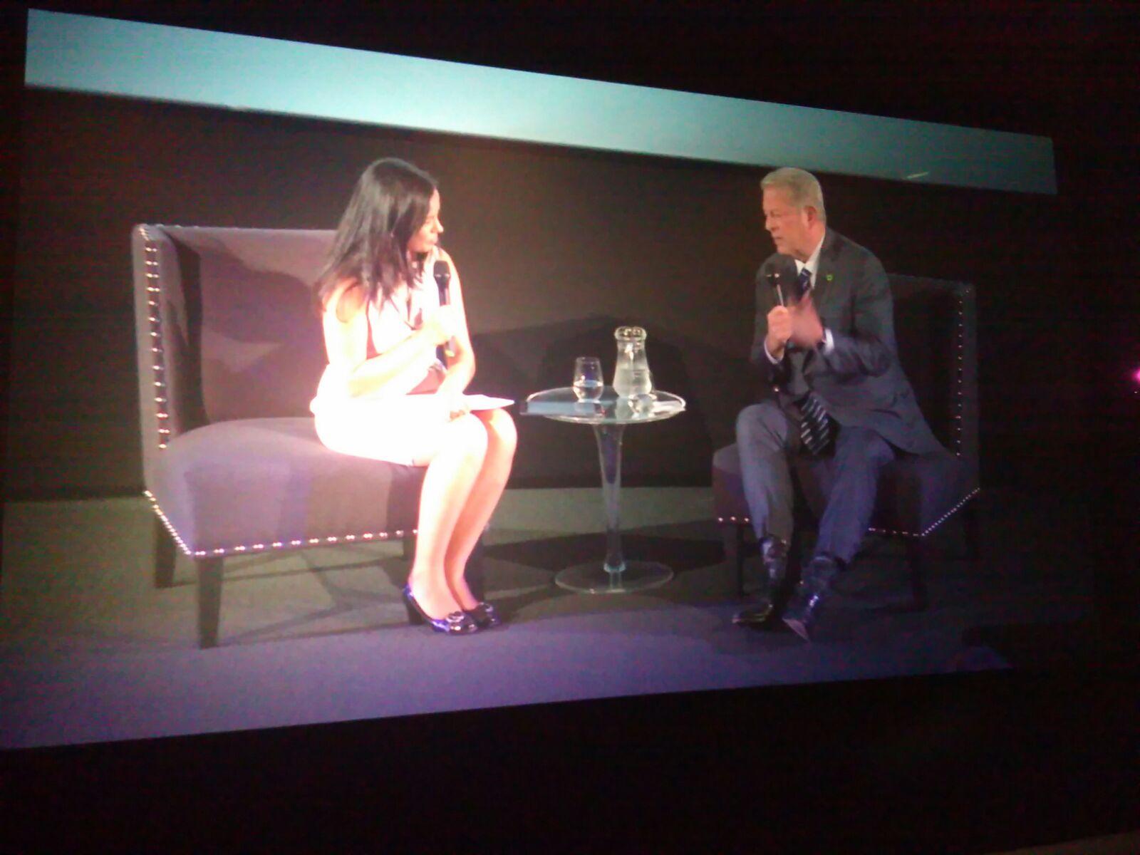 Al Gore Interview